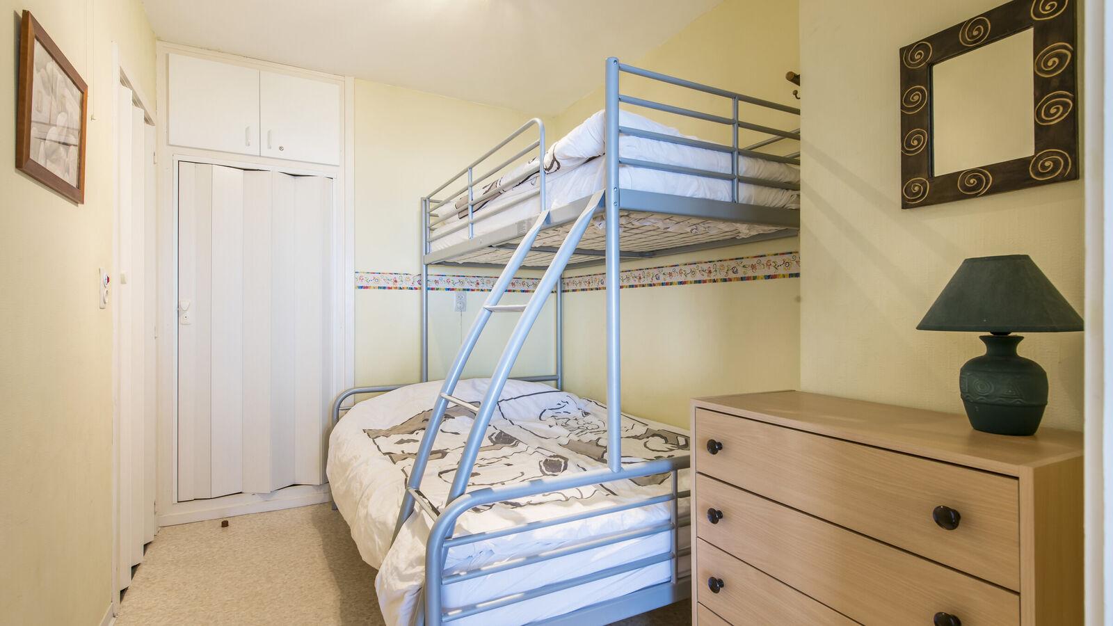 App. 1 slaapkamer in Koksijde