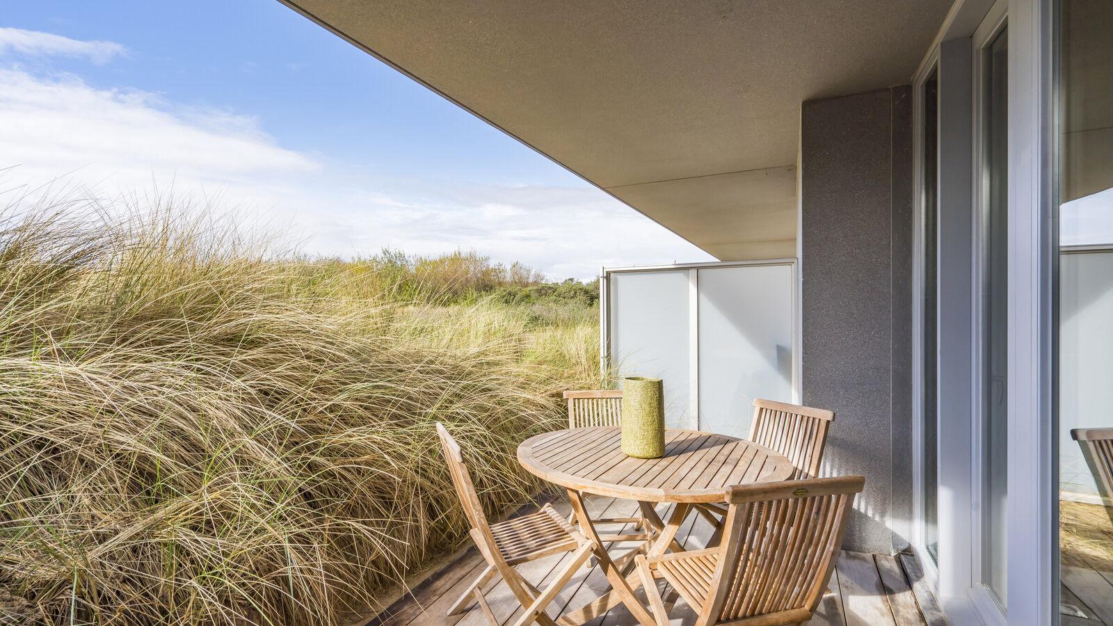 App. 2 chambres à Sint-Idesbald