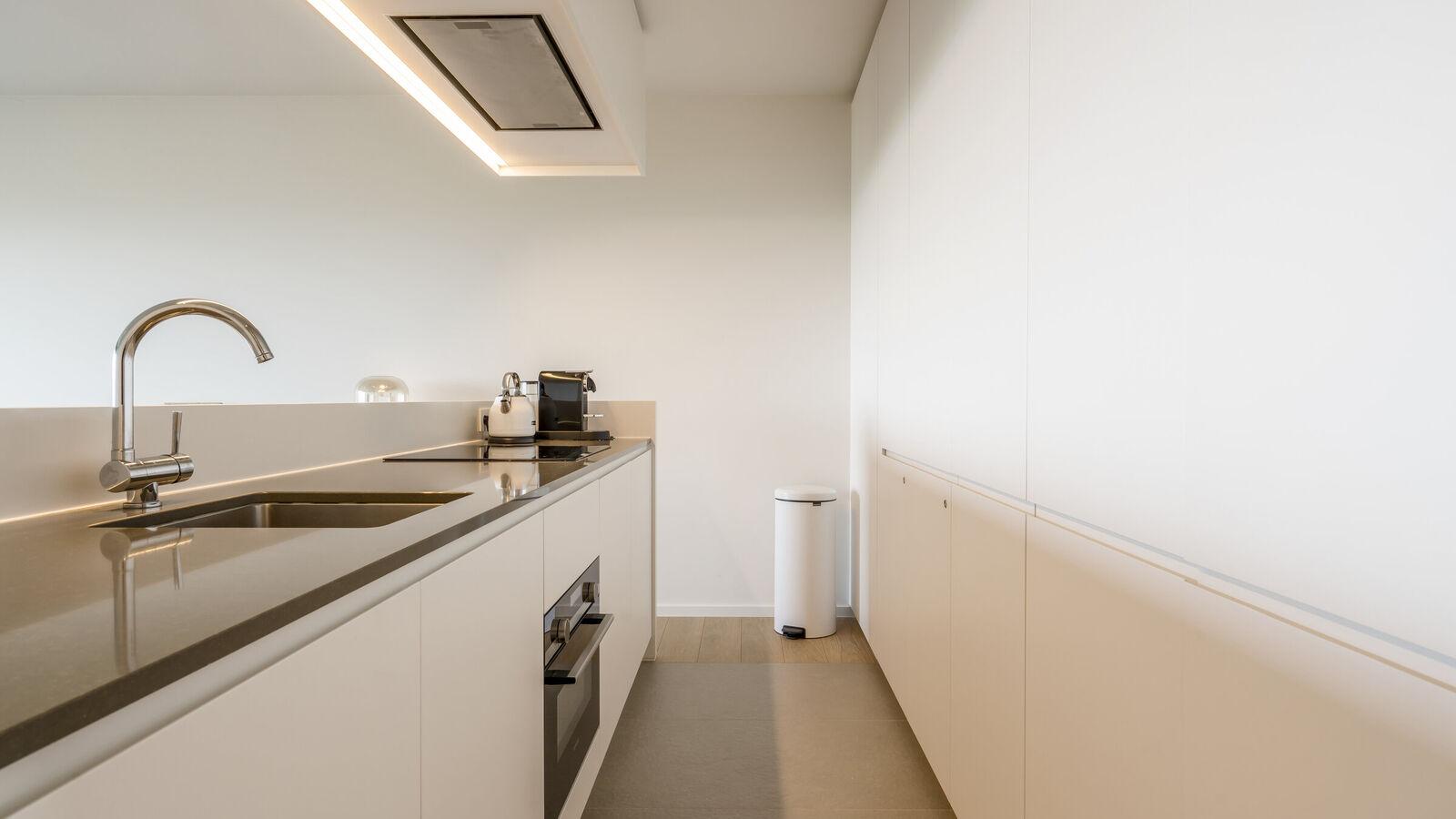 App. 2 slaapkamers in Sint-Idesbald