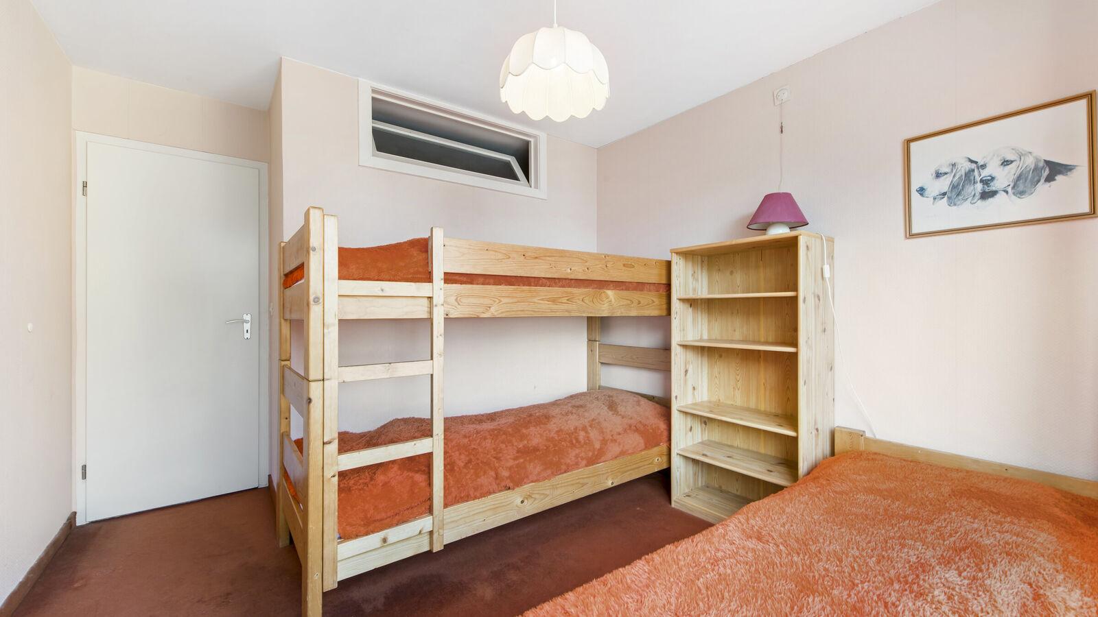 App. 3 slaapkamers in Koksijde