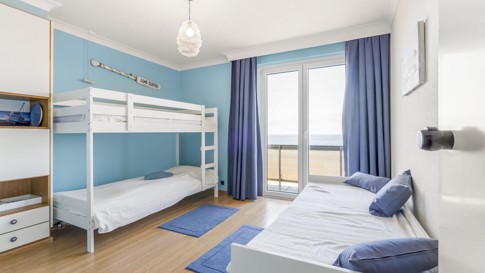 App. 4 slaapkamers in Koksijde