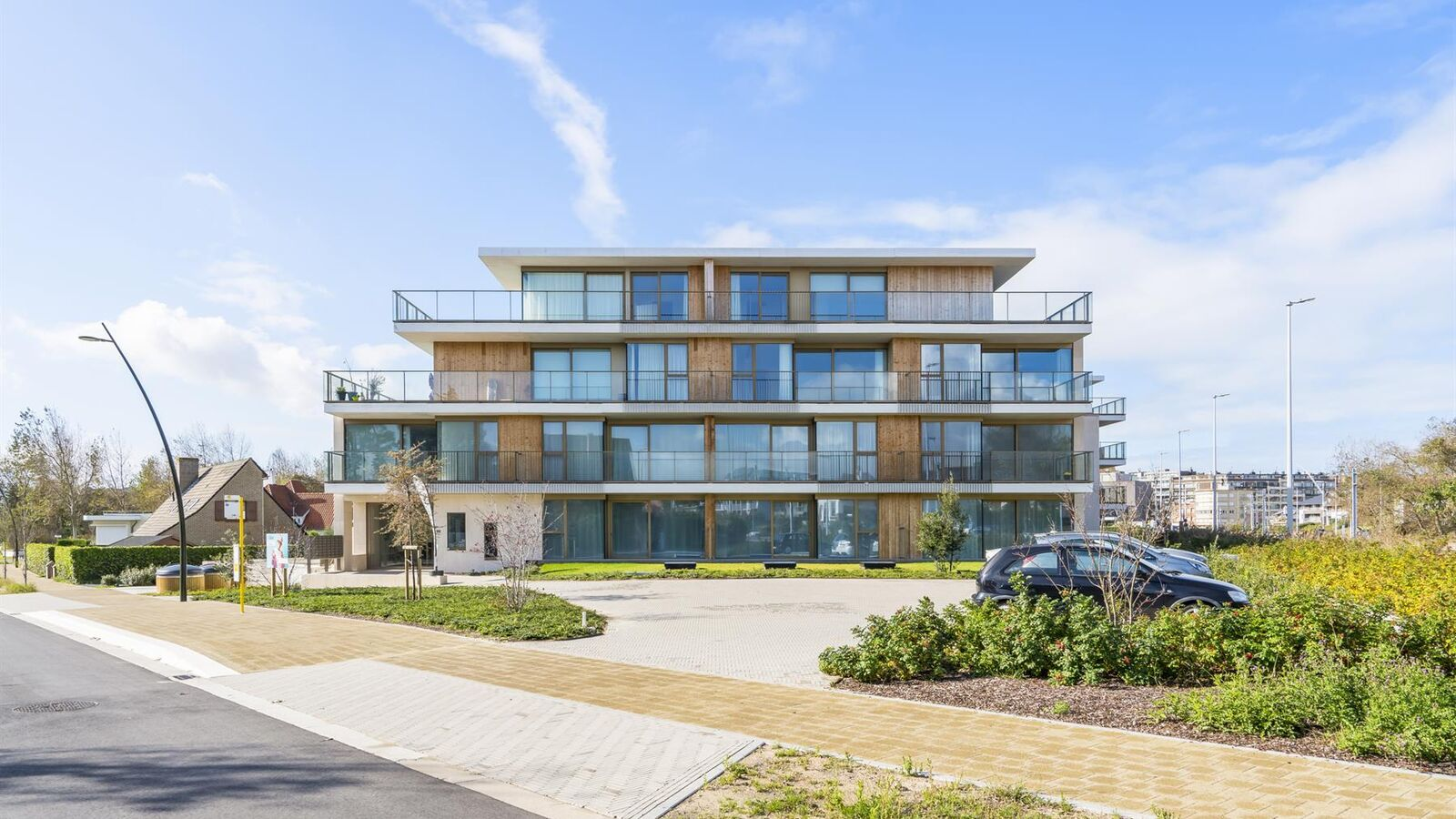 Residences-services for sale in Sint-Idesbald