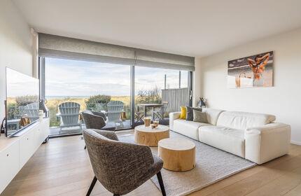 App. 2 bedrooms in Sint-Idesbald