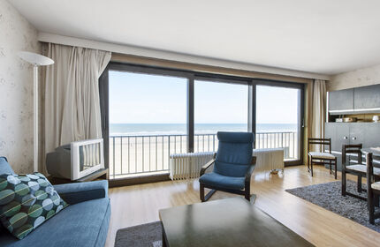 App. 3 chambres à Koksijde