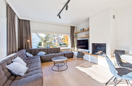 Villa 3 slaapkamers in Sint-Idesbald